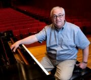 Charles Ball, Piano Technician, Austin, Texas