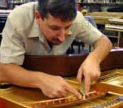 Franco Skilan – Los Angeles, CA -  specializes in the restoration of high-end, hand built, pianos with a special emphasis on Steinway.