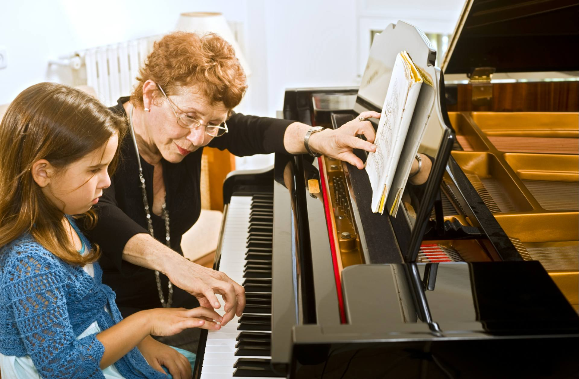 Renner USA Piano Action - Teacher & Student