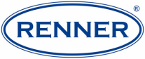 Renner Logo. World famous piano actions, piano action parts and piano hammers.